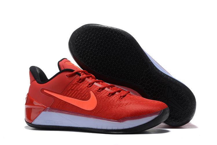 2017 Nike Kobe 12 AD All Black Shoes