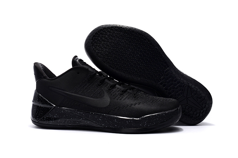 2017 Nike Kobe 12 AD Black Samurai Shoes