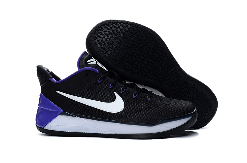 Nike Kobe 12 AD 24 Player Version Black Purple Shoes