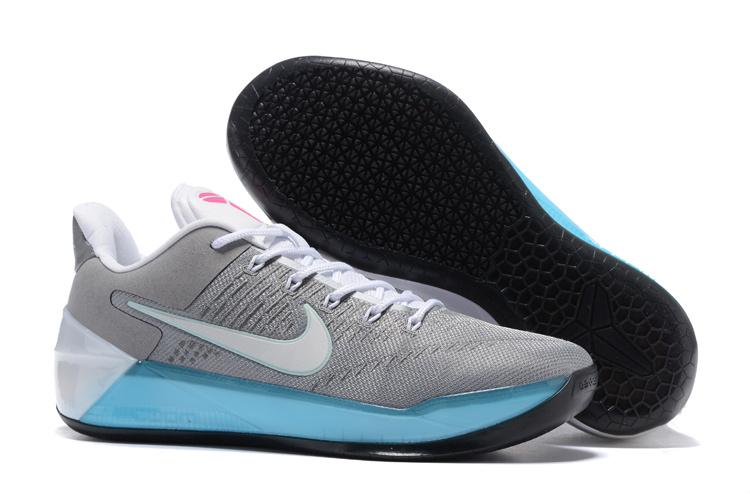 Nike Kobe 12 AD Grey Moon Basketball Shoes