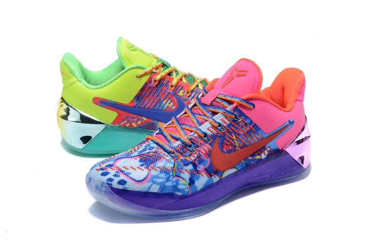 Trendy 2017 Nike Kobe 12 AD Cool Theme Shoes