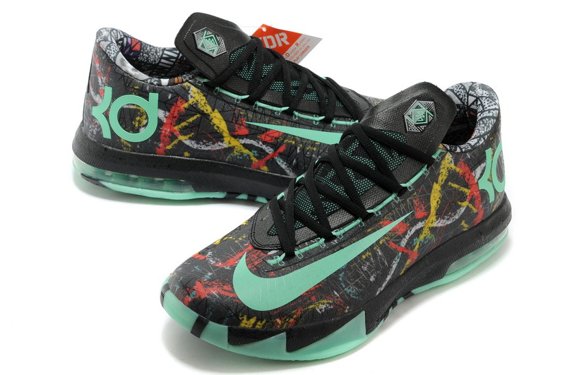 2014 Kevin Durant 6 Original All Star Shoes