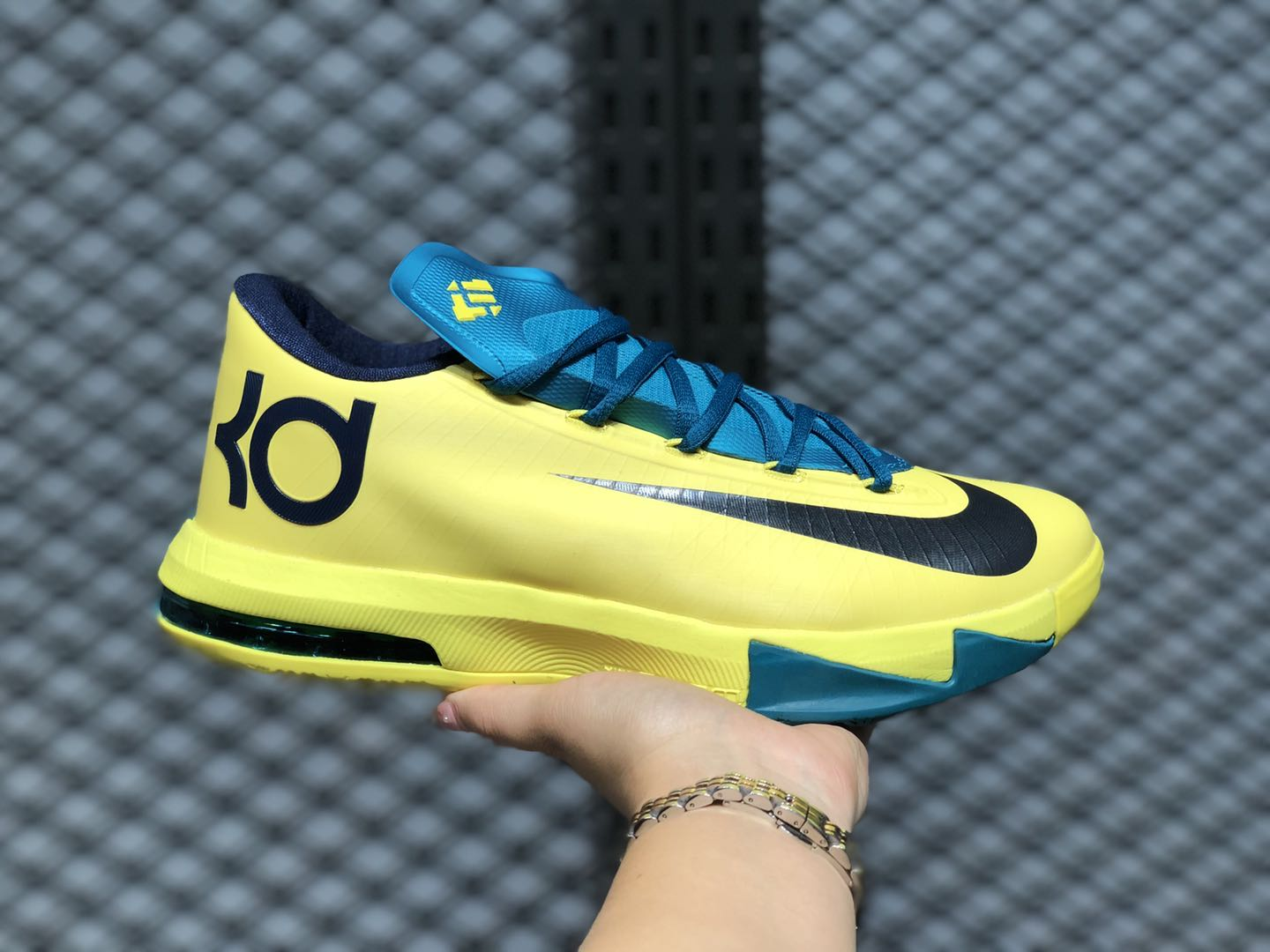 Best Sell Nike Zoom Kevin Durant 6 Seat Pleasant Shoes