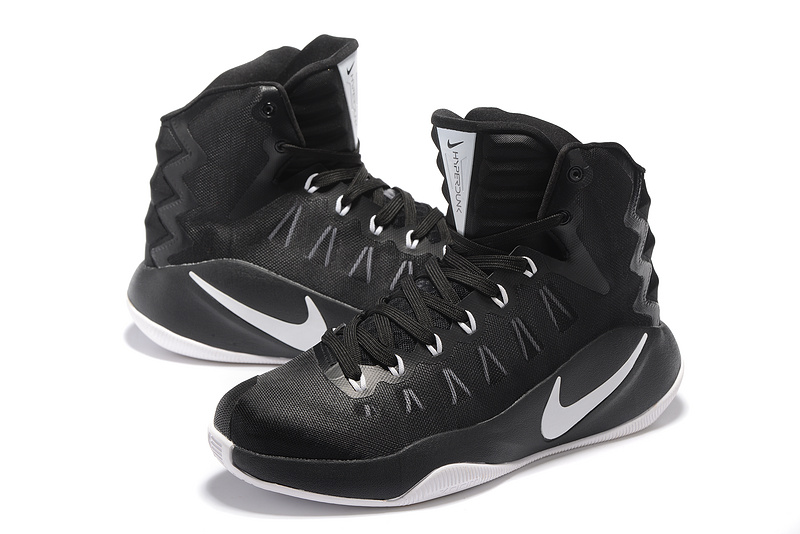 NIKE Hyperdunk 2016 Black Shoes