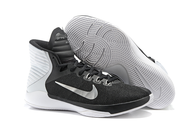 NIKE PRIME HYPE DF 2016 ALL Star Black Grey Shoes