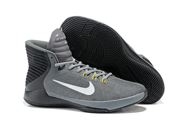 NIKE PRIME HYPE DF 2016 ALL Star Grey Black Shoes
