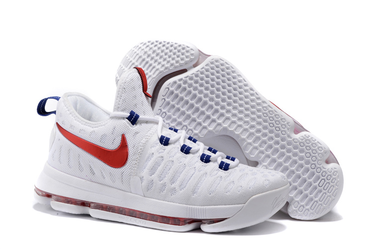 New Nike KD 9 Indepent Day Air Cushion Basketball Shoes