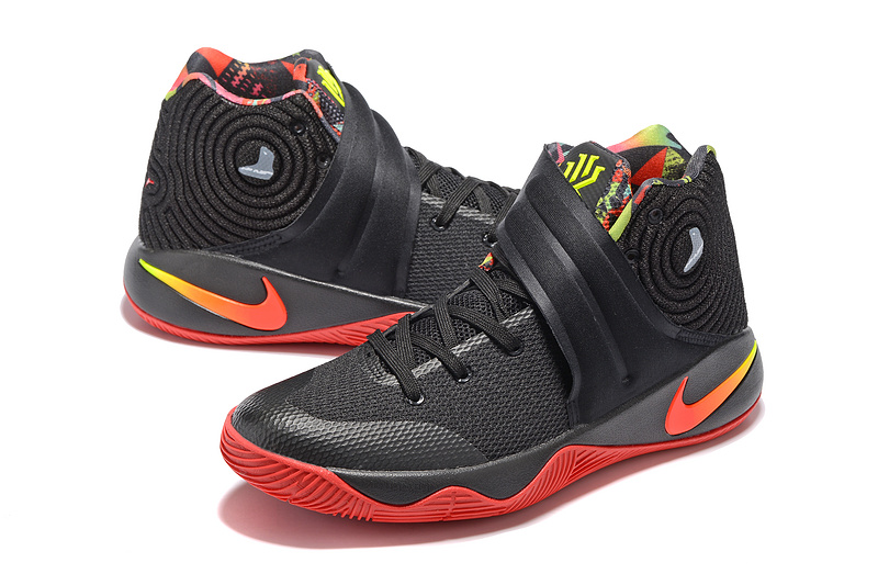 New Nike Kyrie Black Red For Sale