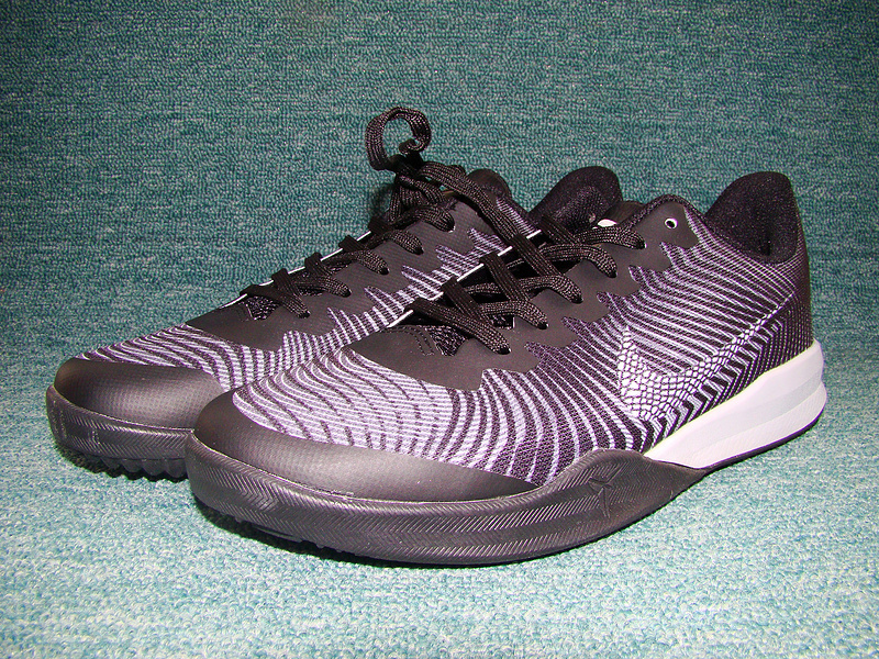 New Nike Kobe Bryant Mentality 2 Black Grey Sneaker For Sale