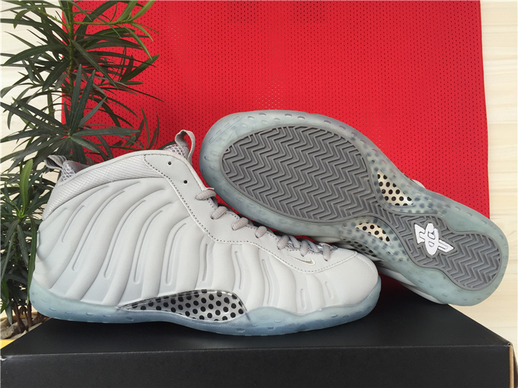 New Nike Penny Hardaway All White Shoes