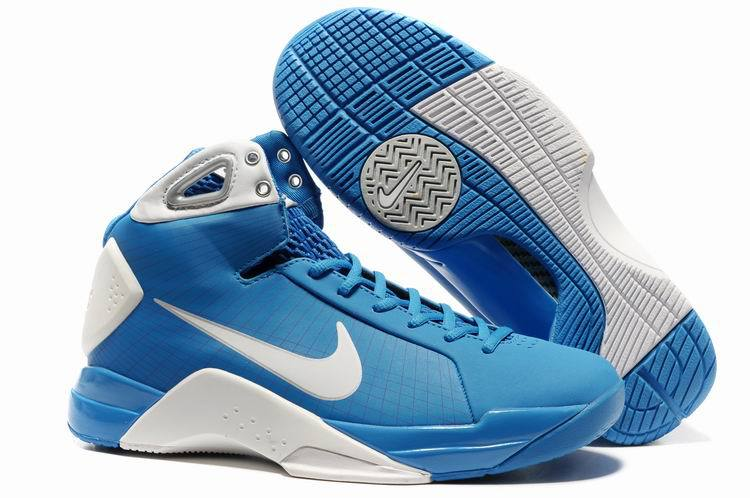 Newest Olympic Kobe Bryant Original Blue White Shoes