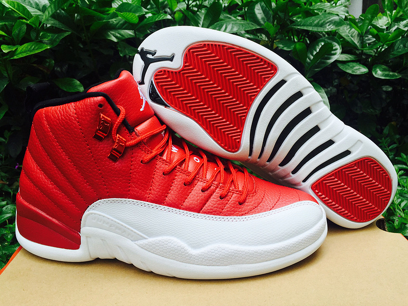 Nike Air Jordan 12 Gym Red Shoes