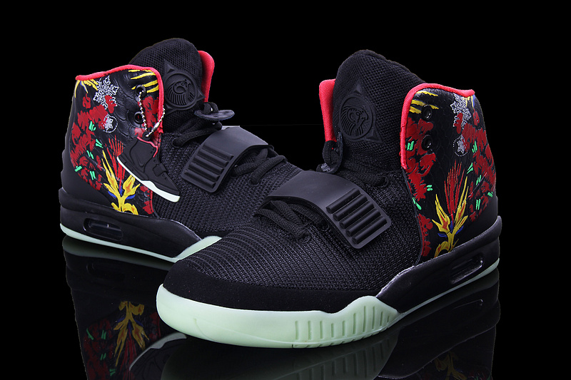 Nike Air Yeezy 2 Givenchy Original by Mache Customs