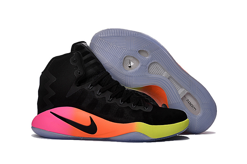 Nike Hyperdunk 2016 Beautiful With Cushion Basketball Shoes
