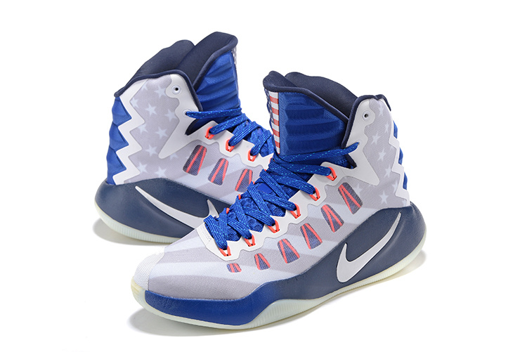 Nike Hyperdunk 2016 High Indenpent Day Olympic Basketball Shoes