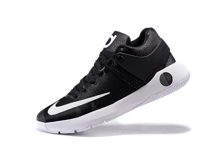 Nike KD Trey 5 III Black White Basketball Shoes