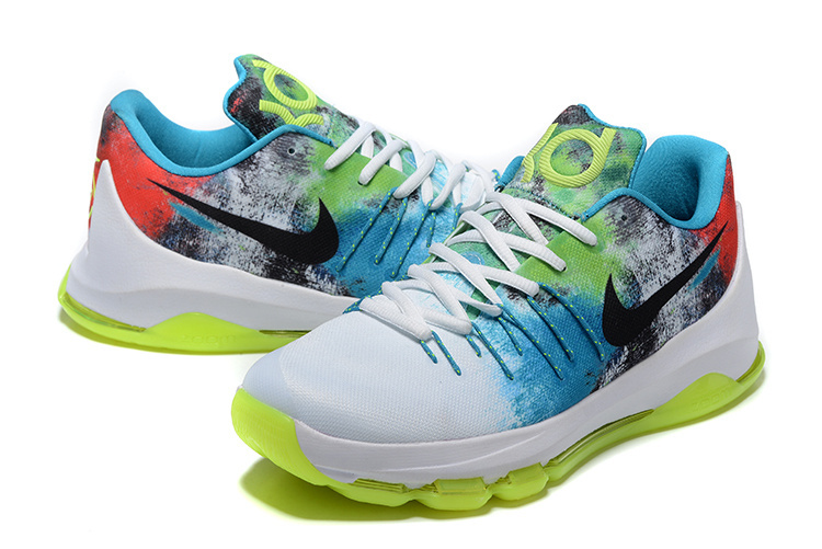 Nike KD 8 N7 Lumious Edition Basketball Shoes