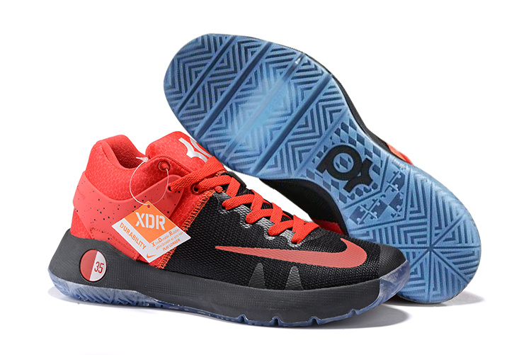 Nike KD Trey 5 III Black Orange Sneaker