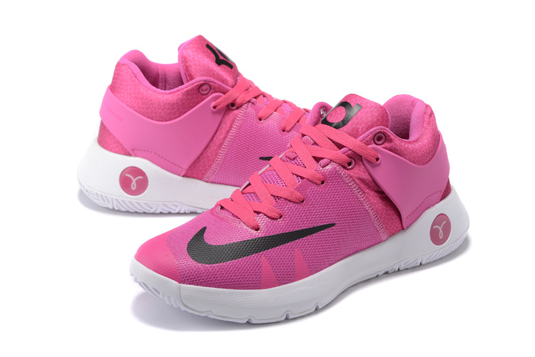 Nike KD Trey 5 III Breast Cancer Pink Sneaker