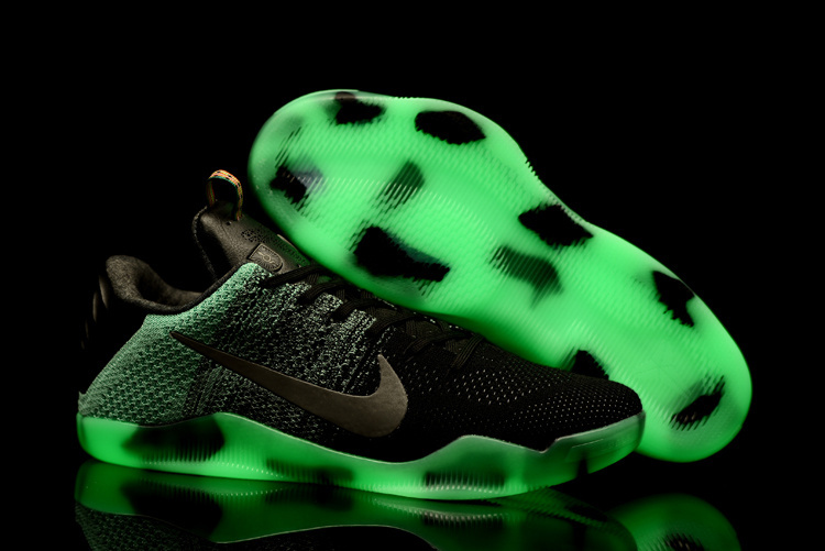 Nike Kobe 11 Weaving All Star Glow In Dark Edition Basketball Shoes