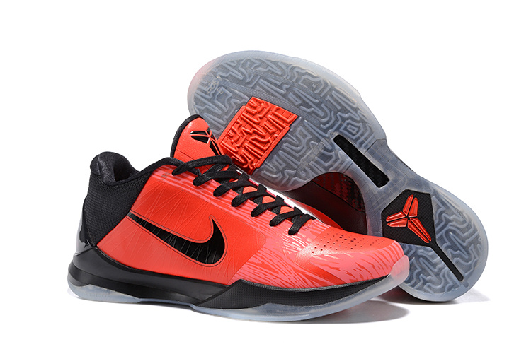 Nike Kobe 5 All Star Red Black Shoes