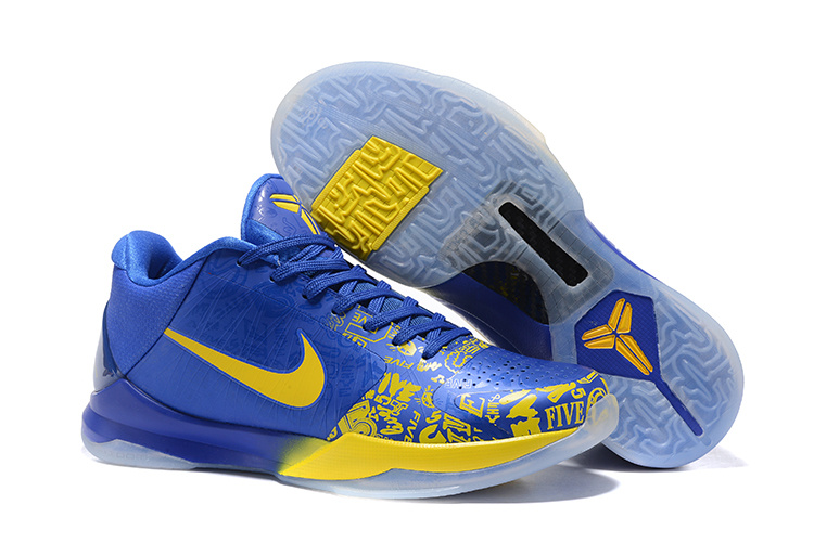 Nike Kobe 5 Five Champions MVP Shoes