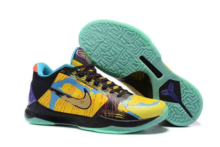 Nike Kobe 5 Road TO Master Shoes