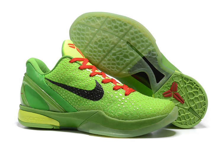 Nike Kobe 6 Christmas Wars Theme Shoes