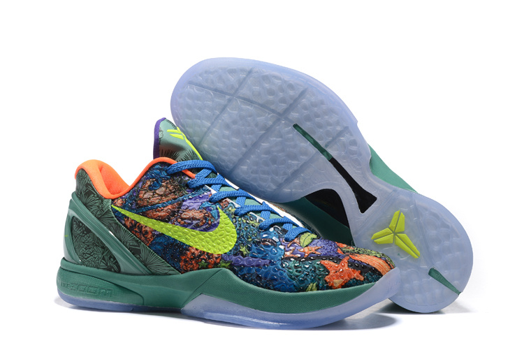 Nike Kobe 6 Road To Master Shoes