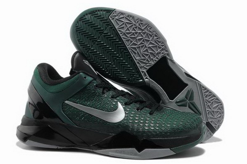 Nike Kobe 7 Dark Green Black Sneaker