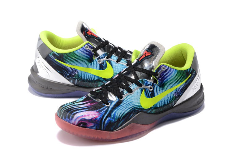 Nike Kobe 8 Version Of Road To The Master basketball Shoes