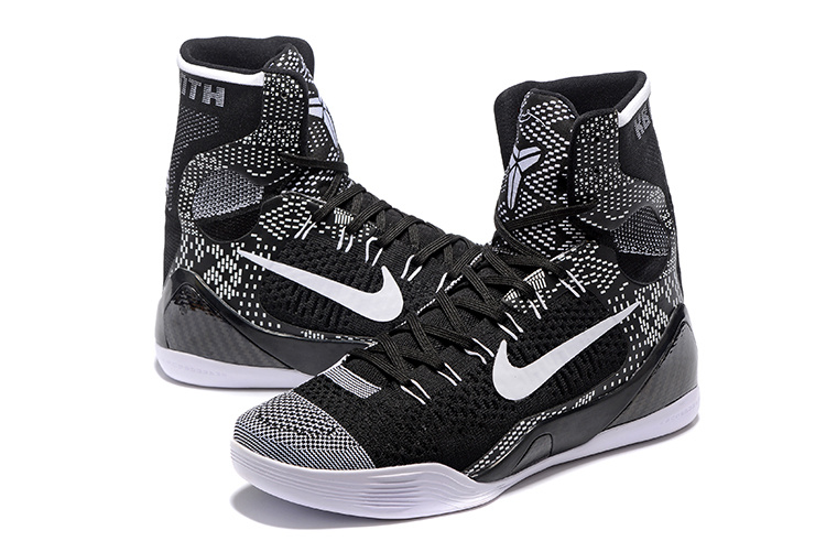 Nike Kobe 9 HIgh The Black Month Basketabll Shoes