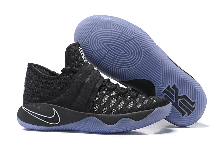 Nike Kyrie 2.5 Black Blue Basketball Shoes