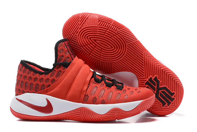 Nike Kyrie 2.5 Red Black Basketball Shoes