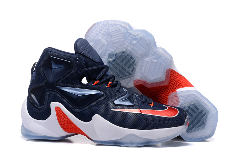 Nike LeBron 13 Indenpent Day Version Basketball Shoes 2
