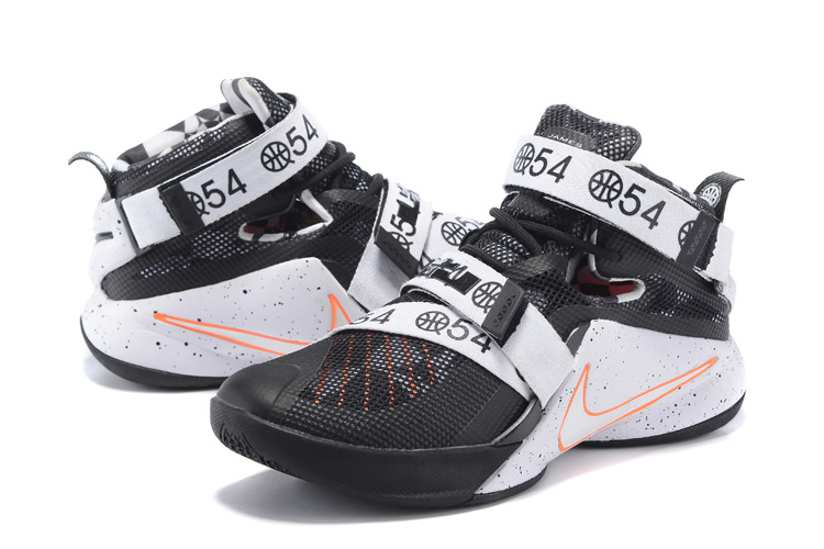 Nike LeBron Soldier 9 Streetball Shoes For Sale