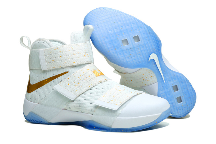Nike Lebron Soldier 10 2014 Olympic Edition Shoes