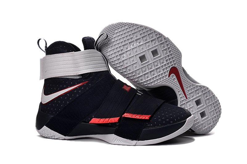 Nike Lebron Soldier 9 USA Team Shoes