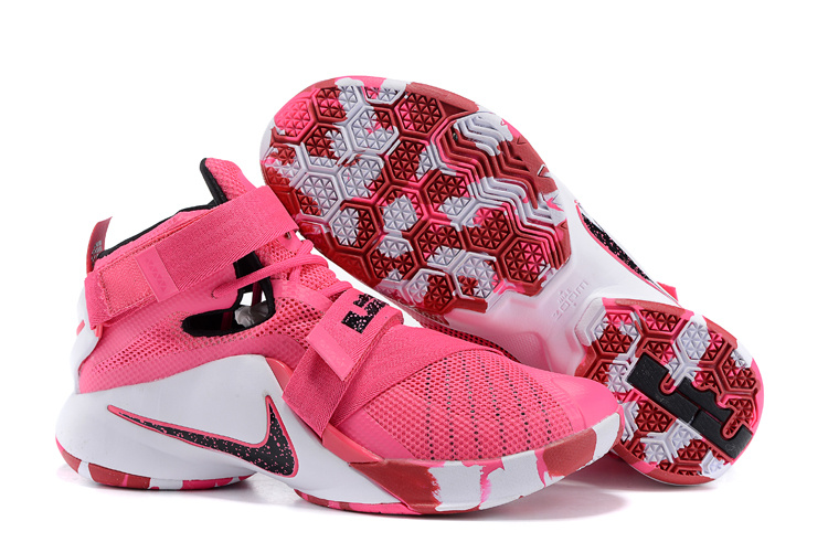 Nike Solider 9 Breast Cancer Pink Shoes