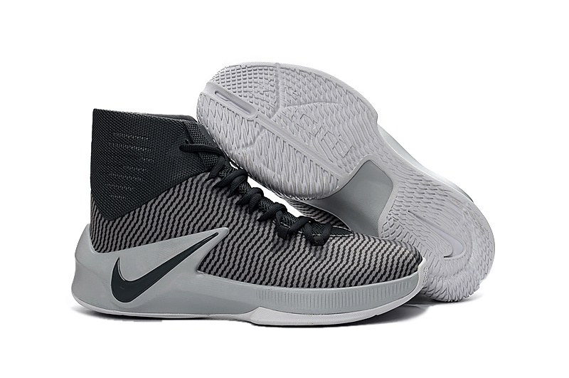 Nike Zoom Clear Out Grey Wolf Sneaker