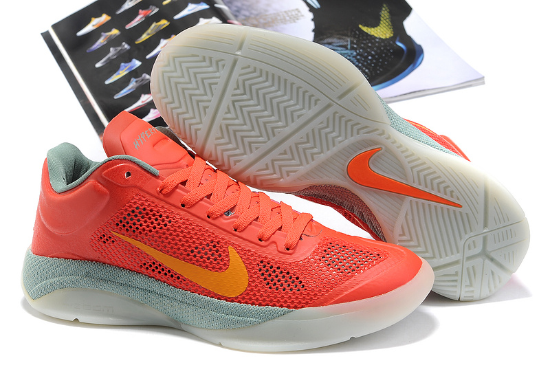 Nike Zoom Hyperfuse Low All Stars Red Basketball Shoes