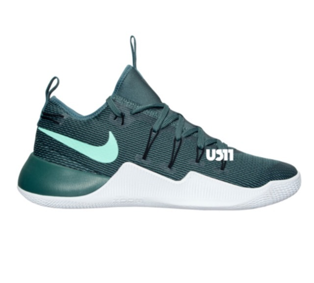 Nike Zoom Hypershift Low Dark Green White Shoes