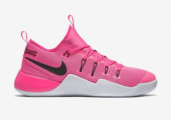 Nike Zoom Hypershift Low Pink Black White Shoes