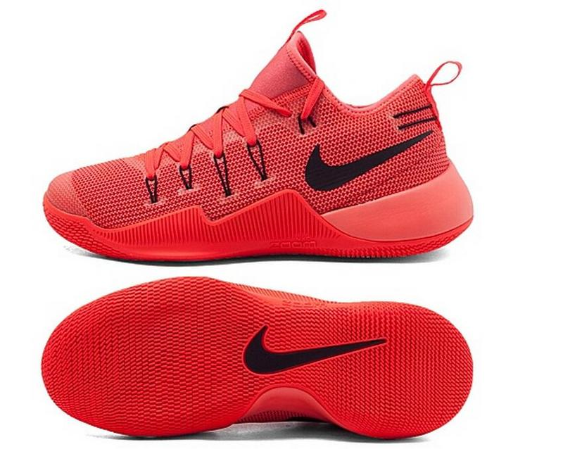 Nike Zoom Hypershift Low Red Black Shoes