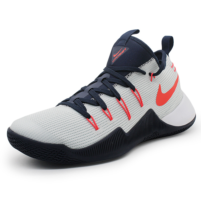 Nike Zoom Hypershift Low White Black Red Shoes