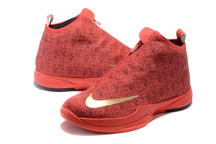 Nike Zoom Kobe Icon Red Black Shoes