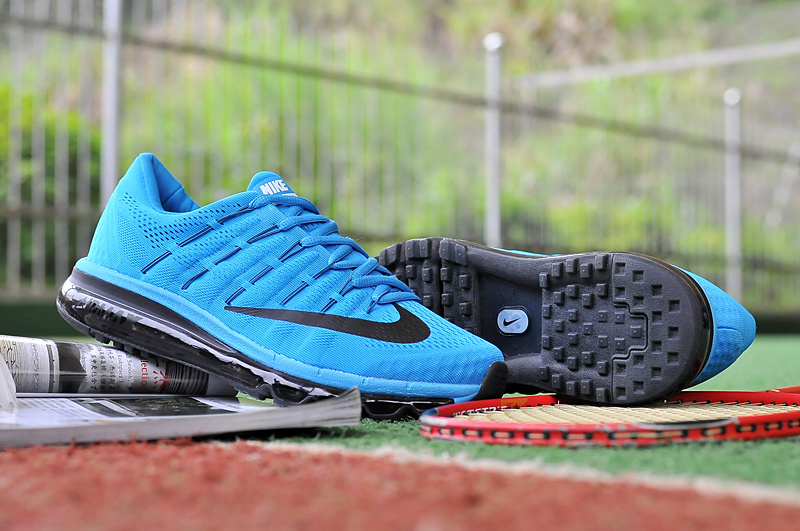 Nike Air Max 2016 Blue Black Sneaker