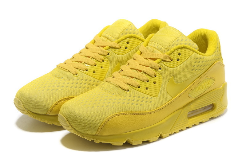 Nike Air Max 90 Premium Yellow Runnings