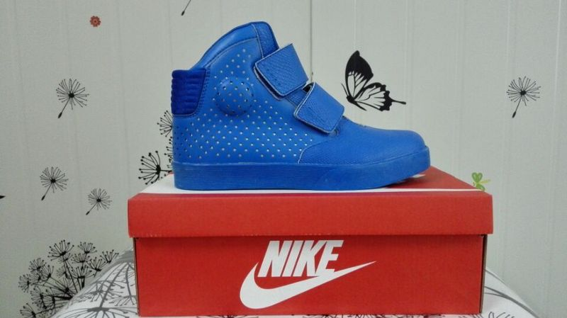New Nike Flystepper 2K3 PRM All Blue Sneaker For Sale