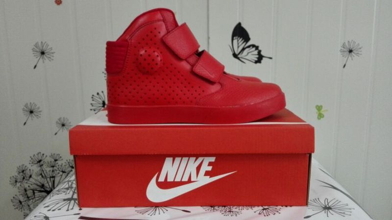 New Nike Flystepper 2K3 PRM All Red Sneaker For Sale